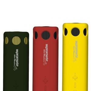 پاوربانک مخصوص دوچرخه و اسپیکر بلوتوث پرومیت Promate BikerMate Wireless Speaker Powerbank 8000mAh