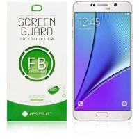 محافظ صفحه نمایش ضد ضربه پشت و رو Bestsuit Screen Guard برای گوشی Samsung Galaxy Note 5