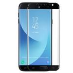 محافظ صفحه نمایش شیشه ای رنگی تمام صفحه 3D glass برای گوشی Samsung Galaxy J7 2017