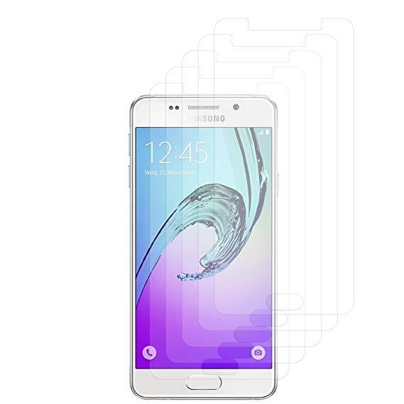 برچسب محافظ صفحه نمایش ضد ضربه با پوشش کامل Vmax Screen Shield Samsung Galaxy A3 2016