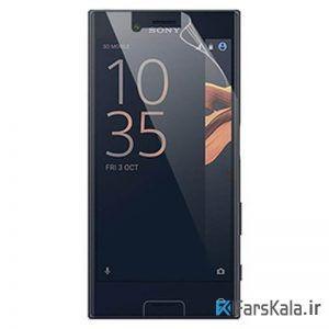 برچسب محافظ صفحه نمایش ضد ضربه با پوشش کامل Vmax Screen Shield Sony Xperia X Compact