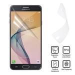 برچسب محافظ صفحه نمایش ضد ضربه با پوشش کامل Vmax Screen Shield Samsung Galaxy J7 Pro