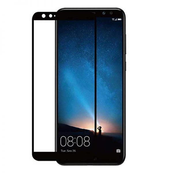 محافظ صفحه نمایش شیشه ای با پوشش کامل Glass Full Cover Huawei Mate 10 Lite