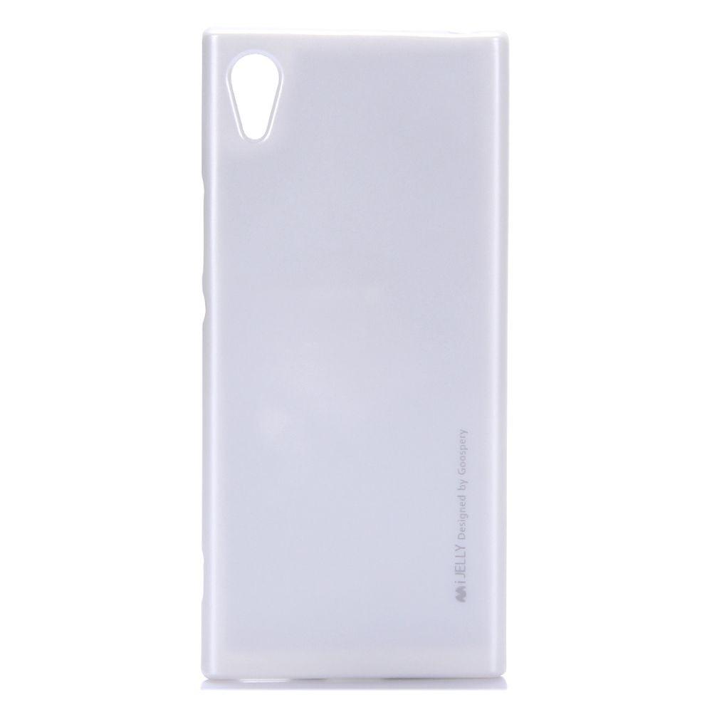 قاب محافظ ژله ای رنگی GOOSPERY MERCURY برای Sony Xperia XA1