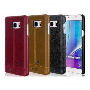 قاب چرمی پیرکاردین سامسونگ Pierre Cardin Samsung Galaxy Note 5