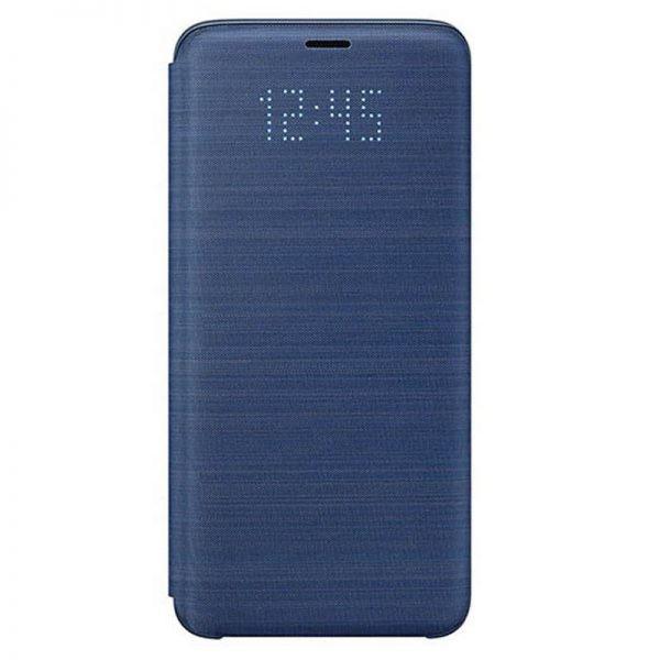 کیف هوشمند اصلی سامسونگ LED View Cover برای Samsung Galaxy S9