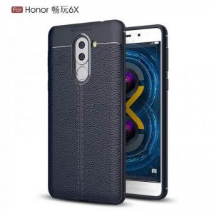 قاب ژله ای طرح چرم Auto Focus Jelly Case Huawei Honor 6X