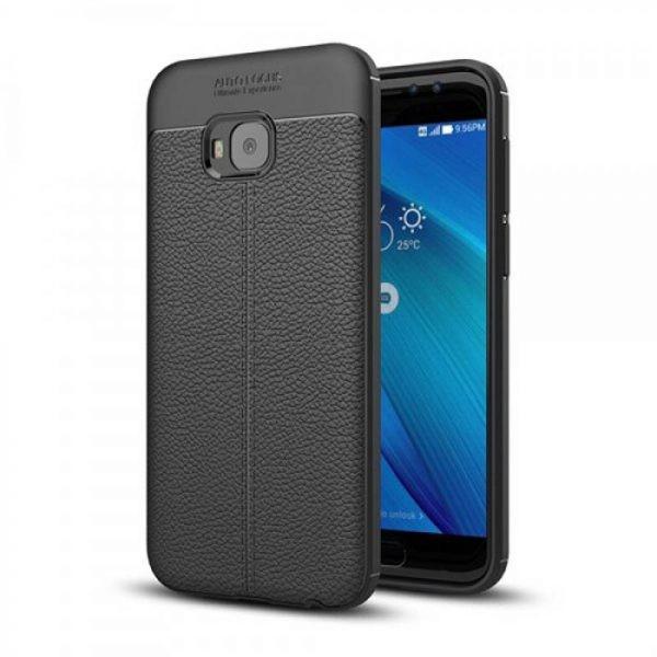 قاب ژله ای طرح چرم Auto Focus Jelly Case Asus Zenfone 4 Selfie ZD553KL