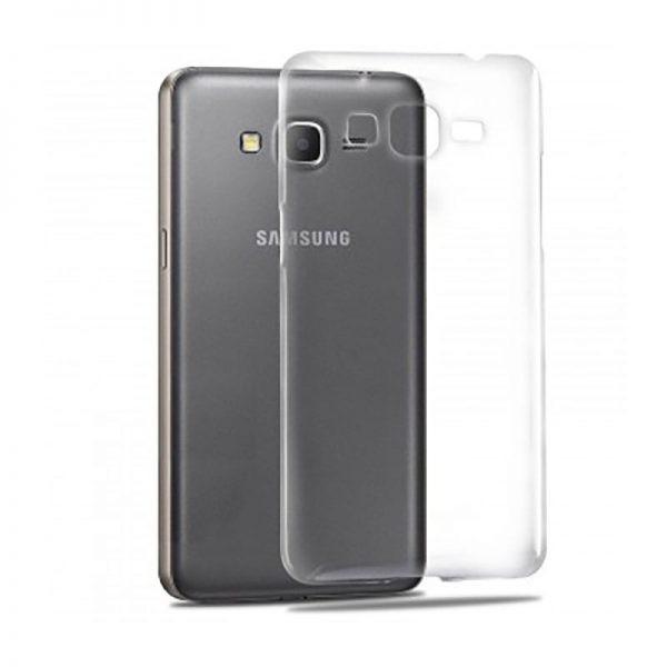 قاب محافظ شیشه ای- ژله ای Galaxy Grand Prime