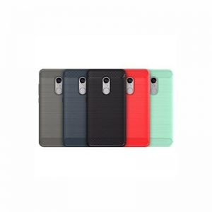 محافظ ژله ای رنگی شیائومی رد می نوت 4 ایکس - Brushed TPU Matl Xiaomi Redmi Note 4x