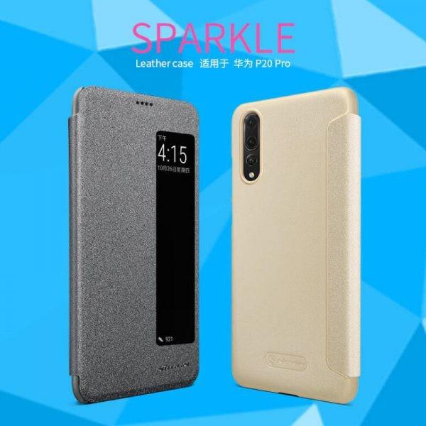 کیف نیلکین Nillkin Sparkle Case Huawei P20 Pro