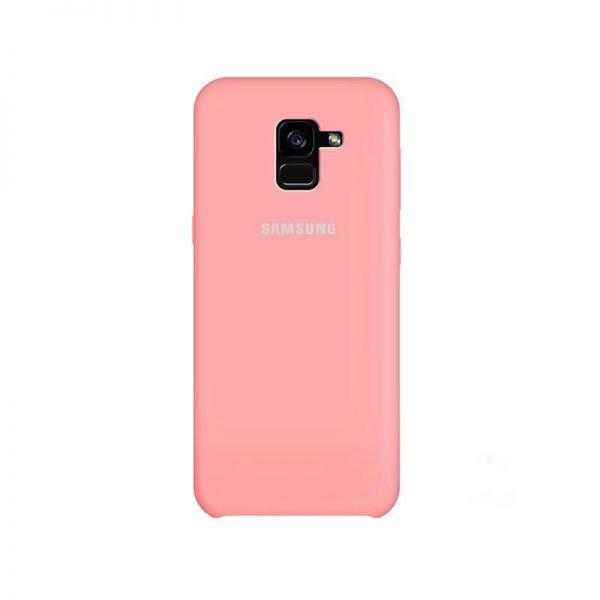 قاب محافظ سیلیکونی Galaxy A8 2018