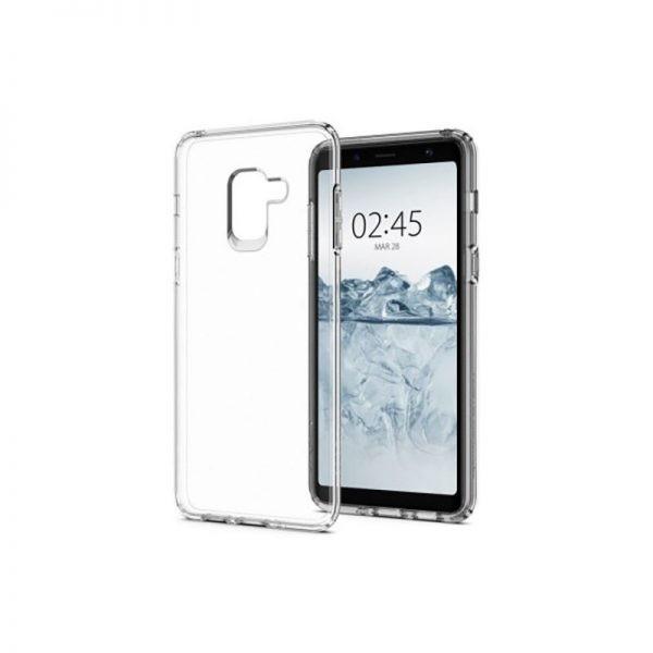 قاب محافظ شیشه ای Galaxy A8 Plus 2018