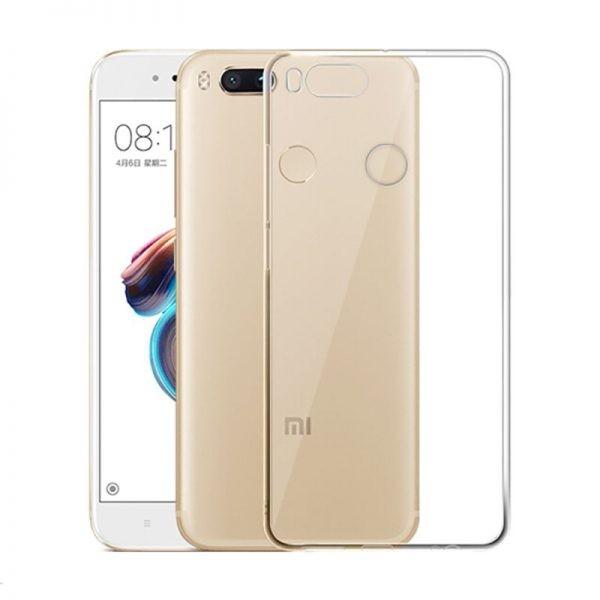 قاب محافظ ژله ای Xiaomi Note 5A Prime
