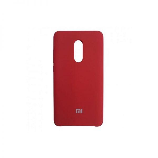 قاب محافظ سیلیکونی Xiaomi Redmi Note 4X