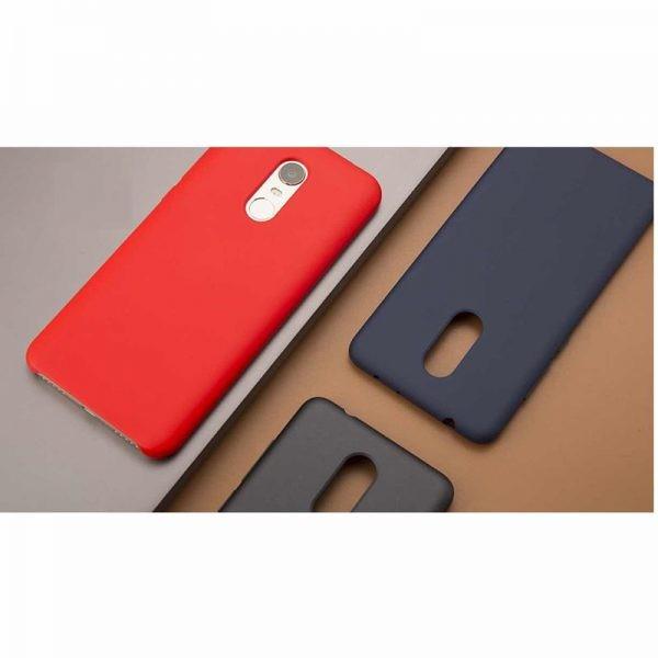 قاب محافظ سیلیکونی Xiaomi Redmi 5 Plus
