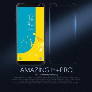 محافظ صفحه نمایش نیلکین H+ Glass Samsung Galaxy J6