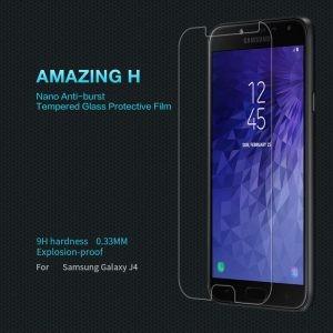 محافظ صفحه نمایش نیلکین H Glass Samsung Galaxy J4