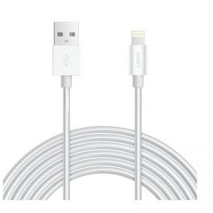 کابل لایتنینگ Aukey CB-D41 Lighting Cable 2M