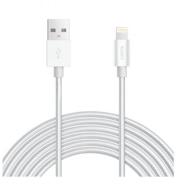 کابل لایتنینگ Aukey CB-D41 Lighting Cable 2M