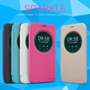 کیف نیلکین Sparkle ASUS ZenFone 2 Laser 5.0 (ZE500KL ZE500KG)
