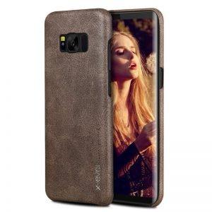 محافظ ژله ای چرمی Samsung Galaxy S8 Plus