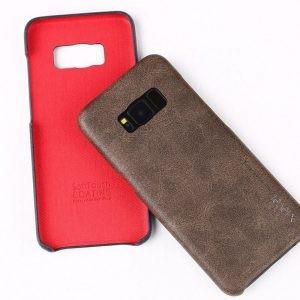 محافظ ژله ای چرمی Samsung Galaxy S8