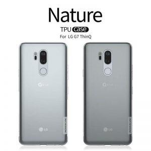 محافظ ژله ای نیلکین Nature TPU Case LG G7