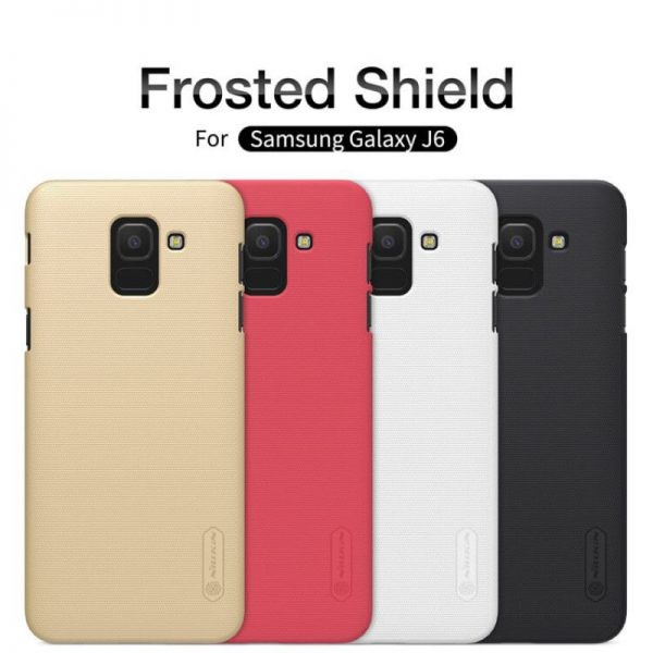 قاب نیلکین Frosted Case Samsung Galaxy J6 (J600)