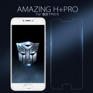 محافظ صفحه نمایش نیلکین H+ Glass Meizu PRO 6
