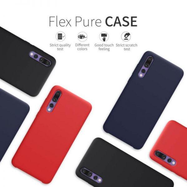 قاب محافظ نیلکین Flex PURE for Huawei P20 Pro