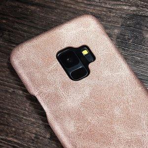 محافظ ژله ای چرمی Samsung Galaxy S9 Plus