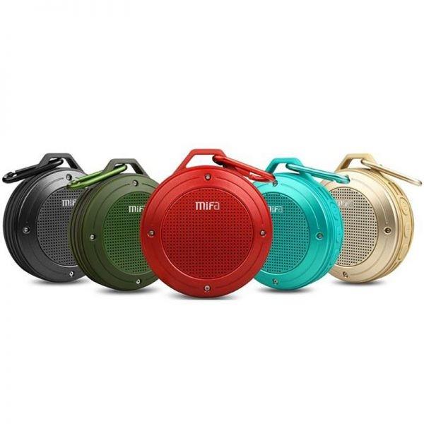 اسپیکر بلوتوث Mifa F10 Portable Bluetooth Speaker