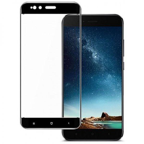 گلس تمام چسب شیائومی FULL Glue Glass Xiaomi Mi 5X