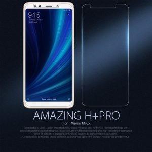 محافظ صفحه نمایش نیلکین H+ Glass Xiaomi Mi 6X