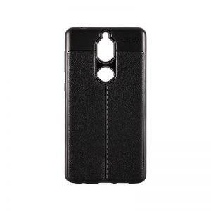 قاب ژله ای طرح چرم Auto Focus Jelly Case Nokia 7