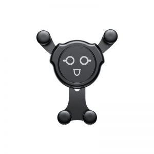 پایه نگهدارنده گوشی Baseus Emoticon Gravity Car Mount 3