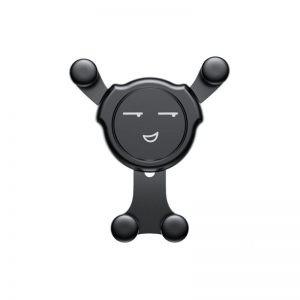 پایه نگهدارنده گوشی Baseus Emoticon Gravity Car Mount 2