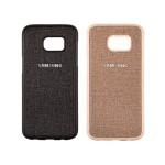 قاب محافظ طرح پارچه ای Protective Cover Samsung Galaxy S7