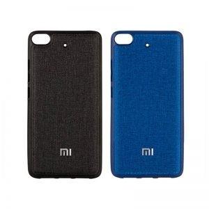 قاب محافظ طرح پارچه ای Protective Cover Xiaomi Mi 5S