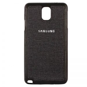 قاب محافظ طرح پارچه ای سامسونگ Protective Cover Samsung Galaxy Note 3 N9000