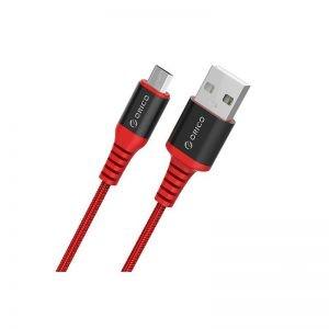 کابل میکرو یو اس بی Orico Micro USB Cable MTK-10 1m