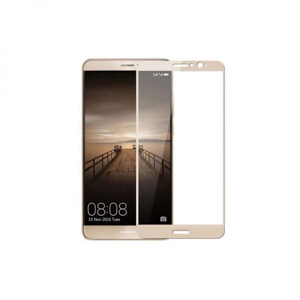 گلس تمام چسب با پوشش کامل Huawei Mate 9