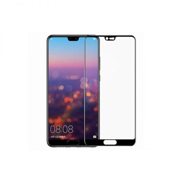 گلس تمام چسب با پوشش کامل Huawei Honor 10