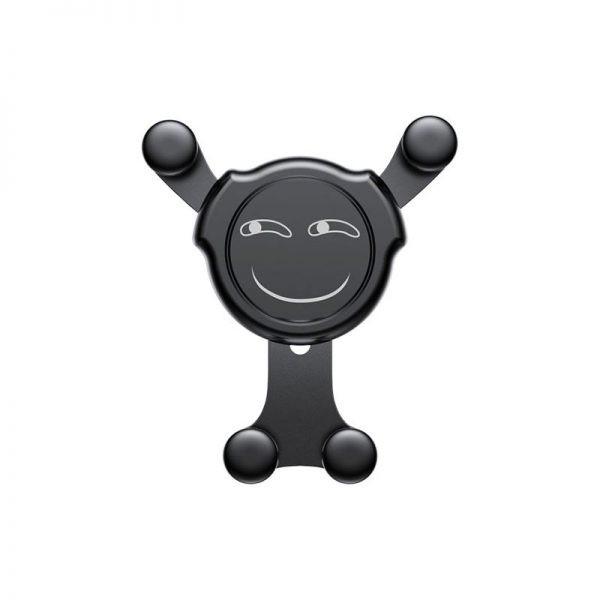پایه نگهدارنده گوشی Baseus Emoticon Gravity Car Mount 4