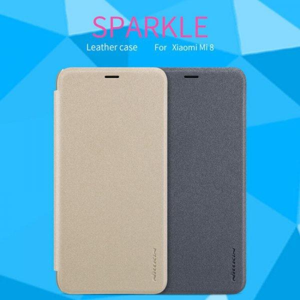 کیف نیلکین Sparkle Xiaomi Mi 8