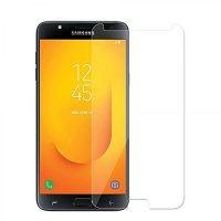محافظ صفحه نمایش شیشه ای Glass Samsung Galaxy J7 Duo