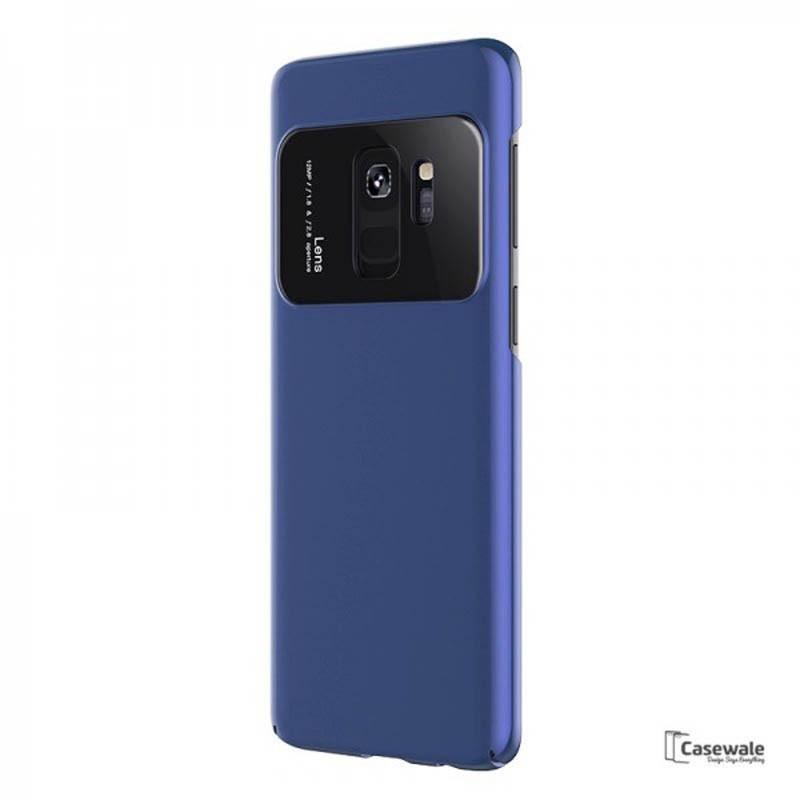 قاب لوکس Lens Mirror Effect مناسب Samsung Galaxy S9