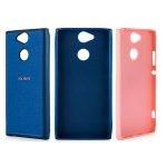 قاب محافظ طرح پارچه ای Protective Cover Sony Xperia XA2