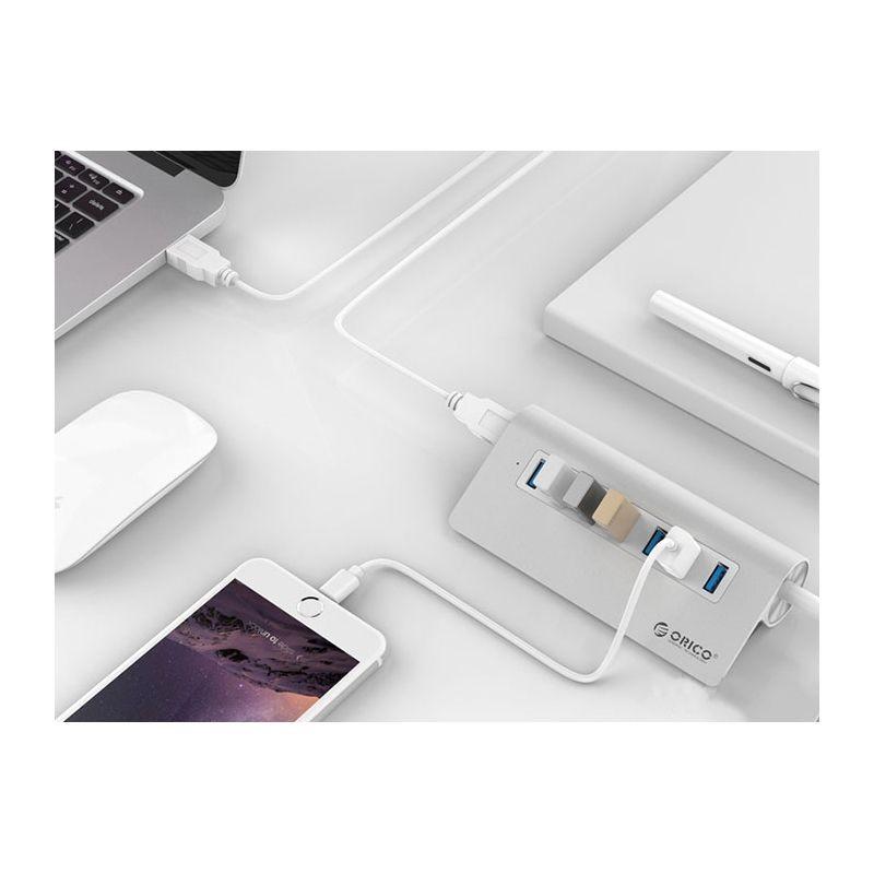 هاب Orico 7 Port USB3.0 HUB M3H7